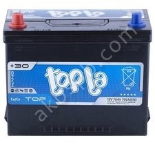 Topla Top Sealed JIS TT70JX L+