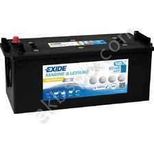 Exide Equipment GEL ES1600 140AH 1600Wh