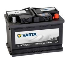 Varta Promotive Black D33