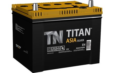 Titan AsiaSilver 6CT-100.0 VL*