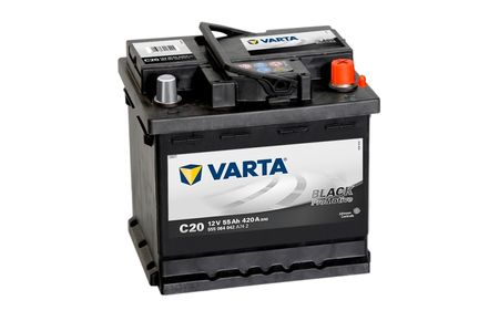 Varta Promotive Black C20