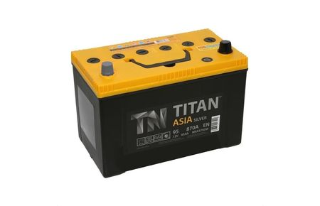 Titan AsiaSilver 6CT-95.1 VL