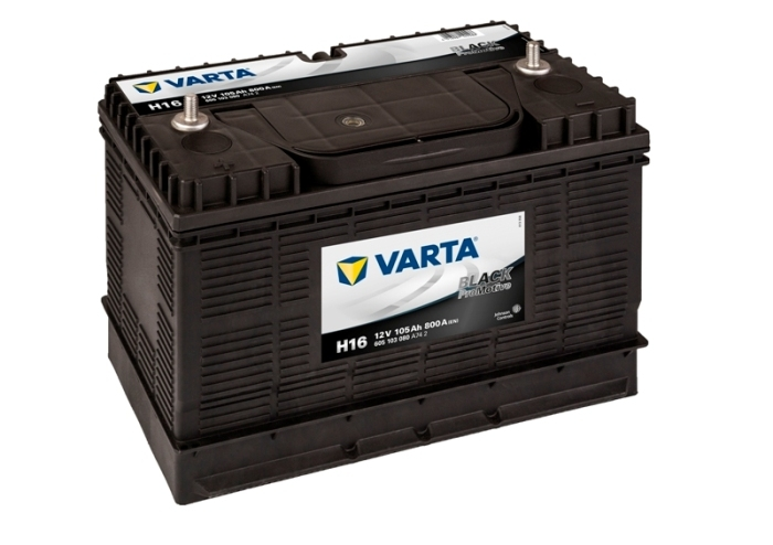 Varta Promotive Black H16 31S-900