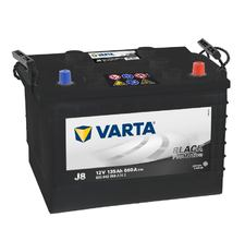 Varta Promotive Black J8