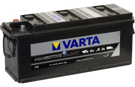 Varta Promotive Black J10